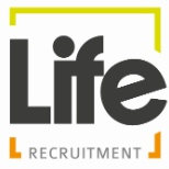 Life Recruitment B.V. photo: Logo Life Recruitment