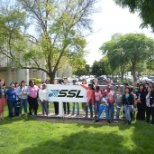 SSL (Space Systems Loral) photo: TechBridge girls visit SSL for some STEM education
