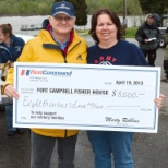 First Command Financial Services, Inc. photo: FIshing for Fisherhouse sponsorship