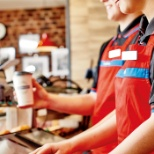 Greggs photo: Greggs Counter Staff