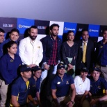 Visited the Bollywood actors at Cinepolis Cinema Saket.