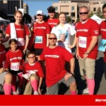 Mattress Firm photo: Our Austin DM team getting ready for some community service!