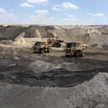 Lignite mines with better view.