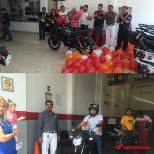 EVENTO HONDA MOTOS