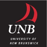 University of New Brunswick photo: UNB