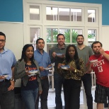 PLS Logistics Services photo: Contestants in the First Annual Chili Cook-Off