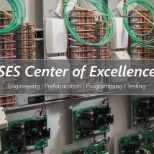 The SES COE is where projects are designed, engineered & commissioned to the highest standard