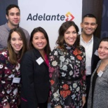 Adelante, S&P Global's Employee Resource Group dedicated to the development of Latino professionals