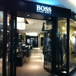 HUGO BOSS photo: Boutique Hugo Boss