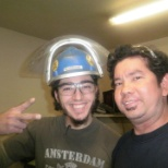 Iron Brothers Ltd photo: one of my co welder