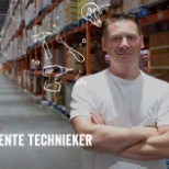 Delhaize photo: Polyvalente Technieker