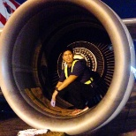 Removal and Installation of Fan Blades for CFM56-5B, for calibration of the fan blades.