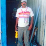 My name is vadlurisrinivas iam an constacian electrician in KBR