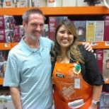 photo de l'entreprise Home Depot, My all time favorite manager on her last day : (