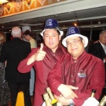 Holland America Line photo: New Years Countdown
