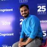 Cognizant 25 years celebration