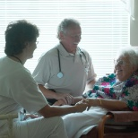 Hospice of Marion County photo: The Legacy House offers expert care in a homelike setting.