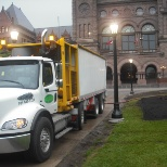 CJ Landscaping and Blower Truck Services photo: Queen's Park Toronto