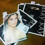 MARY KAY CARDS AND GIFT BAGS