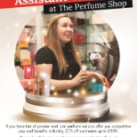 To apply for a Christmas Sales Assistant 2014