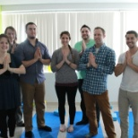 Yoga afternoons at C-4