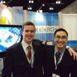 Some of our staff at the annual US Solar Conference.