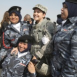 First Female Iraqi Police Officer Graduation