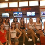 Hooters photo: Hooters makes you happy