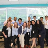 PRA Group photo: Welcoming our intern Class of 2015