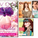 Picture of Avon Brochures