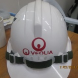 My hard hat..