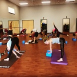 Vinyasa Yoga lead by Mia Toor @YMCAFRISCO