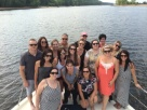Summer Boat Cruise with the Crew