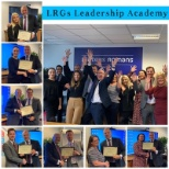 photo of Leaders Romans Group, Leadership Academy Graduation Day !