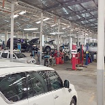 photo of Nissan, Nissan Service centre