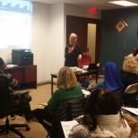 We were fortunate enough to hold a Narcan training for our RNs in our northeast office!