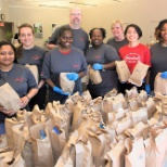 Henkel offers employees up to 5 days additional paid leave a year to volunteer.