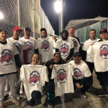 Our champion softball team!