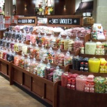 Candy Department at The Fresh Market