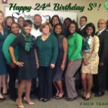 Strategic Staffing Solutions photo: The Detroit Branch celebrating 24 years in business!