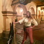 Walt Disney Parks and Resorts photo: Yo ho yo ho