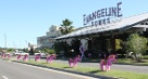 Evangeline Downs team promotes Breast Cancer Awareness Month.