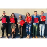 Chick Fil A Leadership Scholarship Recipients