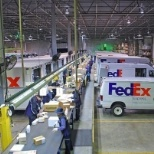 FedEx Ground photo: A  similar picture of what I do at FedEx ground in new Berlin