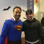 Waterton photo: A little fun with our CEO, David Schwartz - Celebrating 'Healthy Halloween'