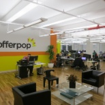 Offerpop offices in NYC