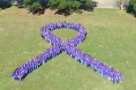 Cyberonics employees for Epilepsy Awareness Month!