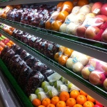 Fruits Section