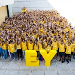 EY photo: Welcome New Joiners Septiembre 2019