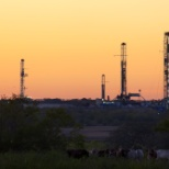 Marathon Oil operations in the Eagle Ford, South Texas